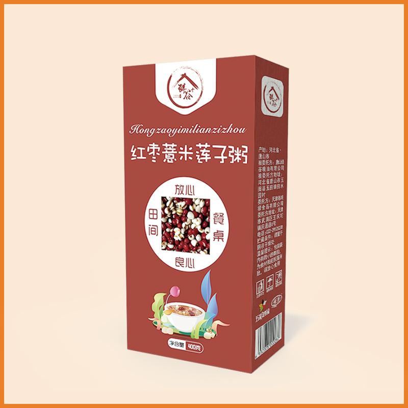 红枣薏米莲子粥