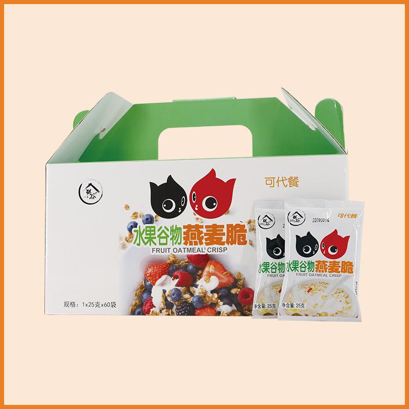水果谷物燕麦脆礼盒