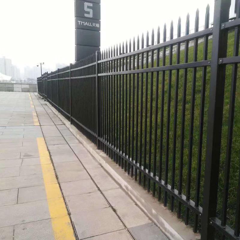 湖南锌钢围墙栅栏