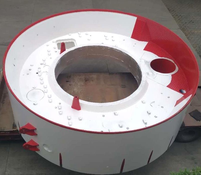 新加坡地铁工程买比赛机-盾体