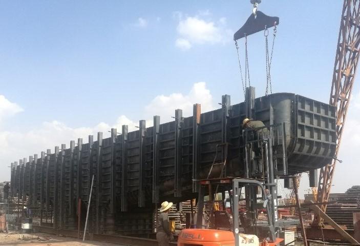 大型墩柱模板/墩柱模板生产厂家/唐山路通桥梁模板有限公司