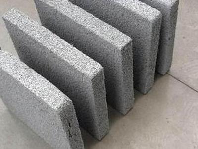 泡沫混凝土的施工方法