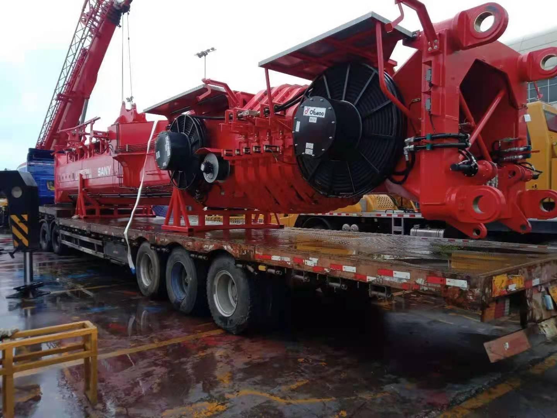 1020吨吊车出租