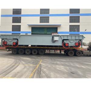 110吨炉下渣盘车(载重450吨)
