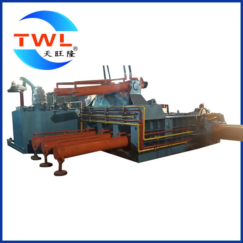 唐山金属打包机-金属打包机厂家-唐山天旺隆液压设备