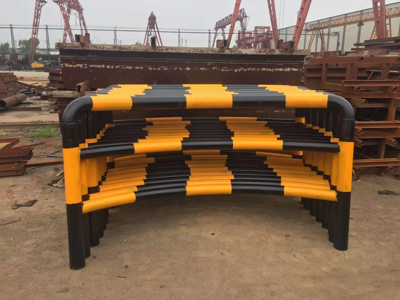 钢结构防护栏杆/路通