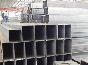 唐山镀锌方管|镀锌方管厂家