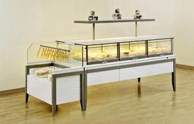 湖南面包展柜-餐盘台展柜