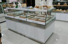 湖南展柜厂-面包展柜