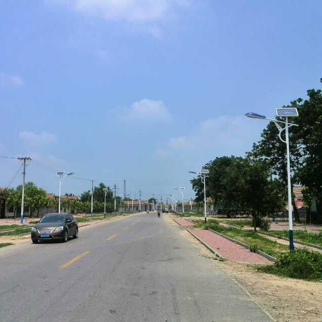 沧州农村亮化工程(2)