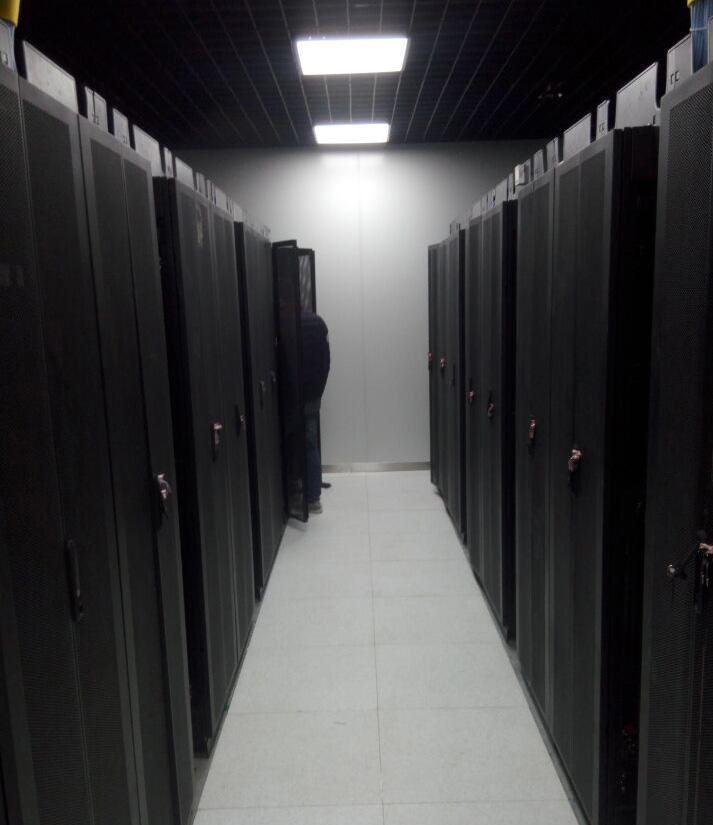 华为IDS模块化机房
