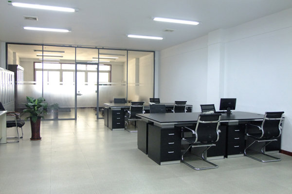 二層辦公區