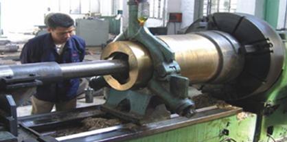 滚筒生产设备