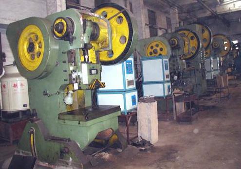 支架生产设备