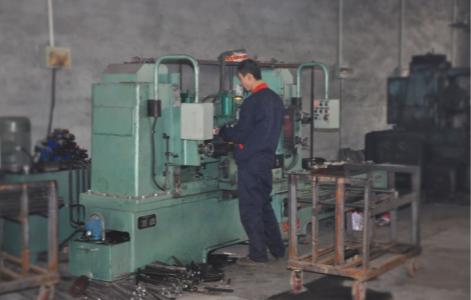 托辊生产设备