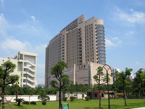湘雅三医院外科楼