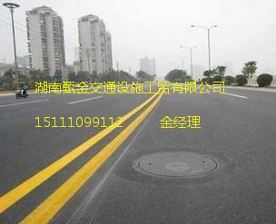 衡阳市东山新区球墨铸铁井盖