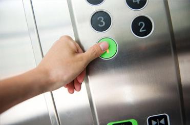 电梯管理控制系统的外呼按钮控制型的优缺点