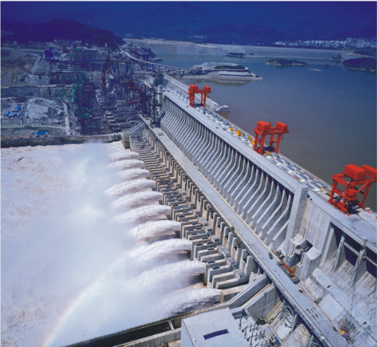 长江三峡防水工程