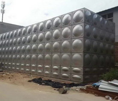 宝鸡市清峰峡国家森林公园工地生活水箱