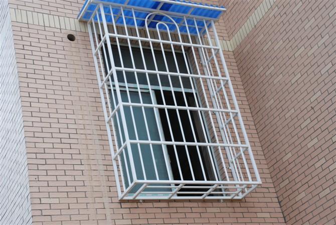 锌钢防护窗