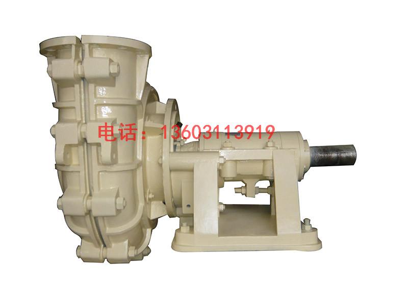 LM系列轻型渣浆泵