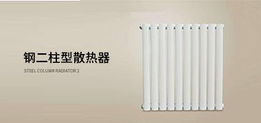 钢二柱型散热器