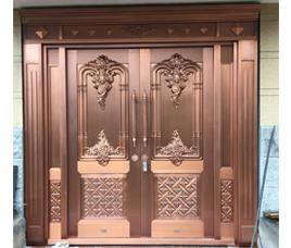 铜门|真铜门