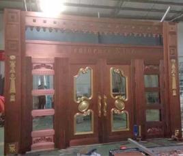 别墅铜门价格