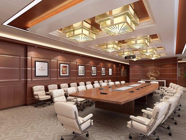 湖南护墙板会议室