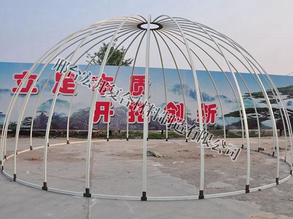 玻璃钢大棚骨架