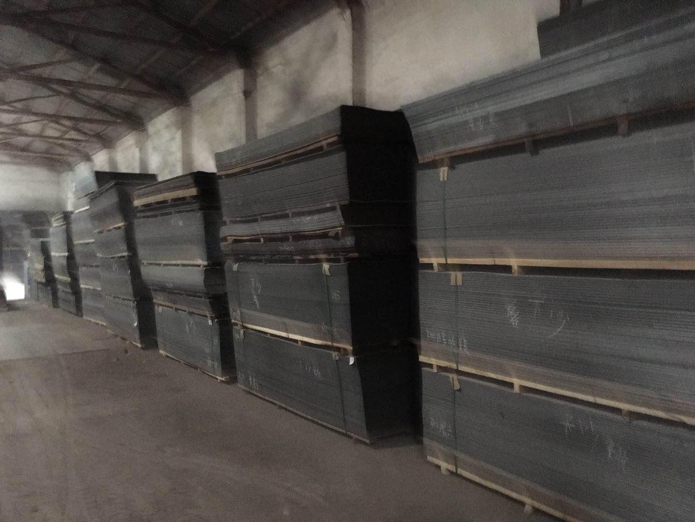 杰博铝塑板的仓库