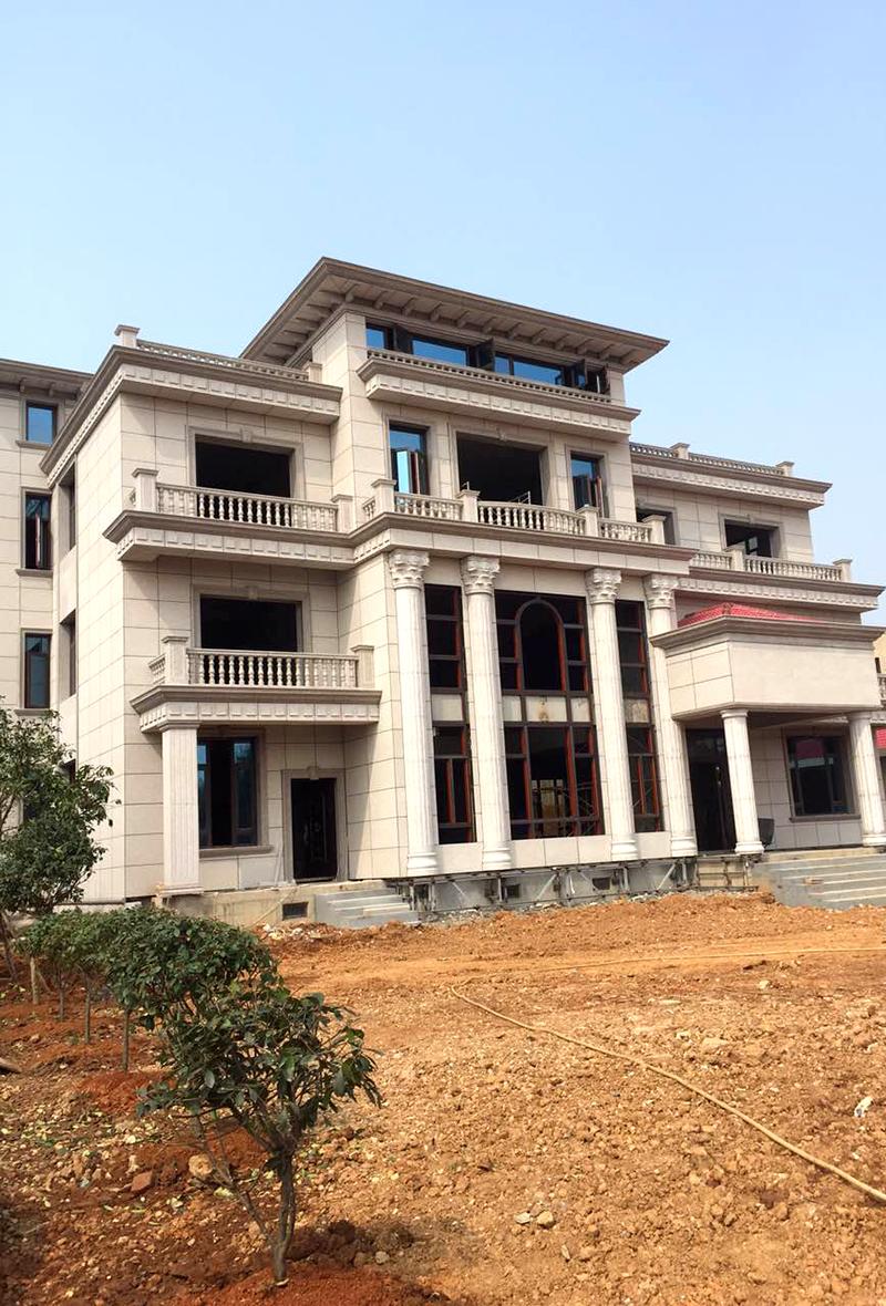 望城别墅工程案例