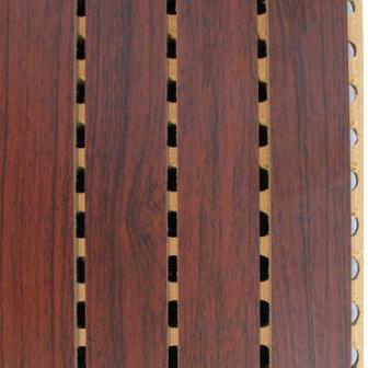 木质纤维吸音板