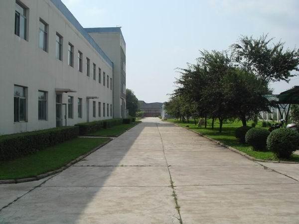 波莱特漆业厂区