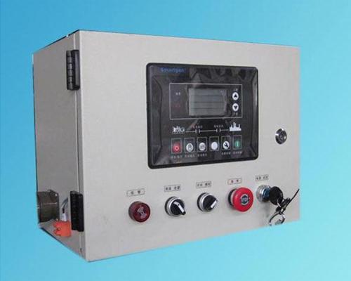 发电机自动控制系统