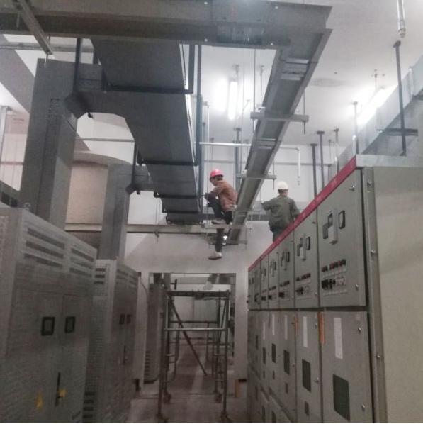 光谷地下隧道施工