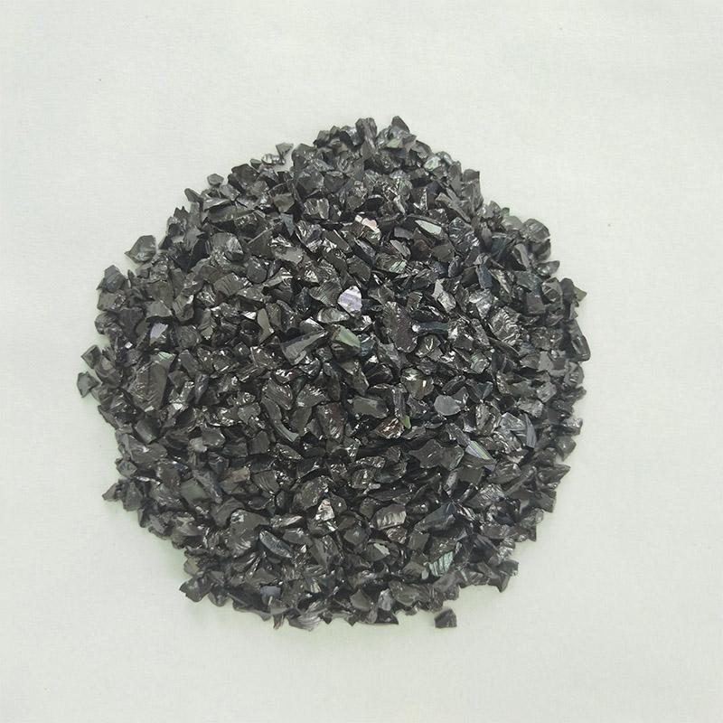 黑色玻璃砂2-4