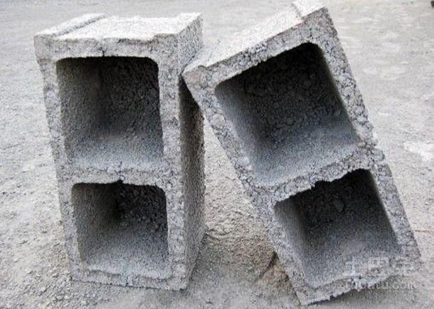 空心砌块砖