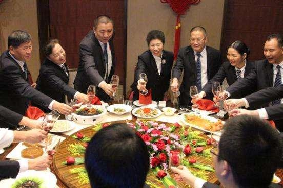 公司商务宴