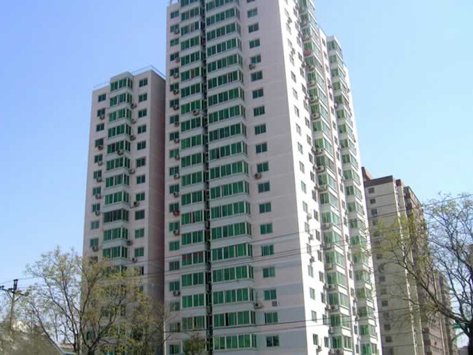 洋桥大厦(住宅楼)