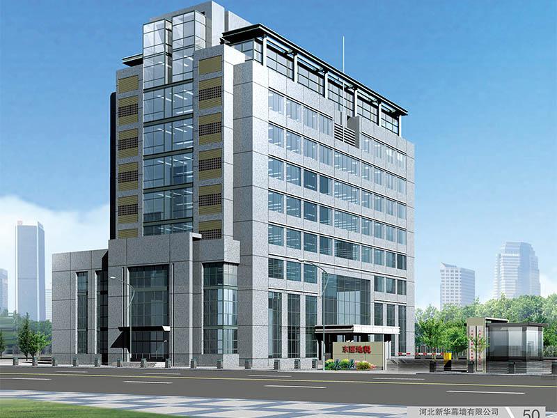 天津东丽地方税务办公楼