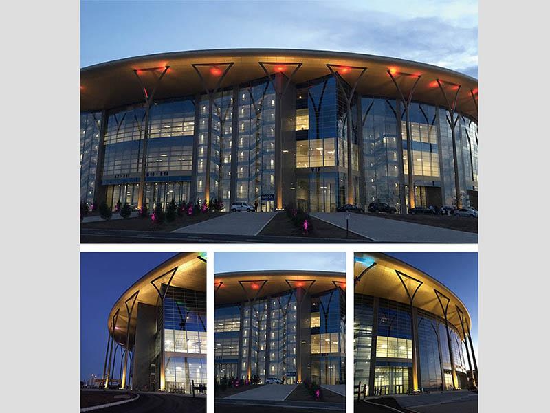 哈萨克斯坦冰球馆