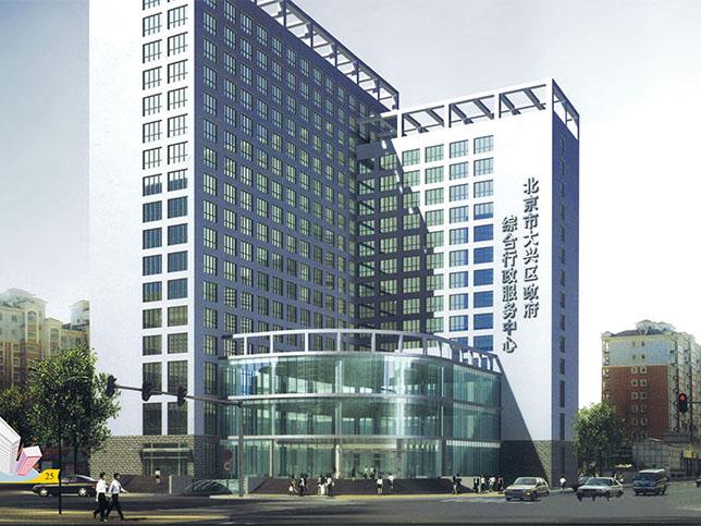 北京大兴健康休闲社区31号楼