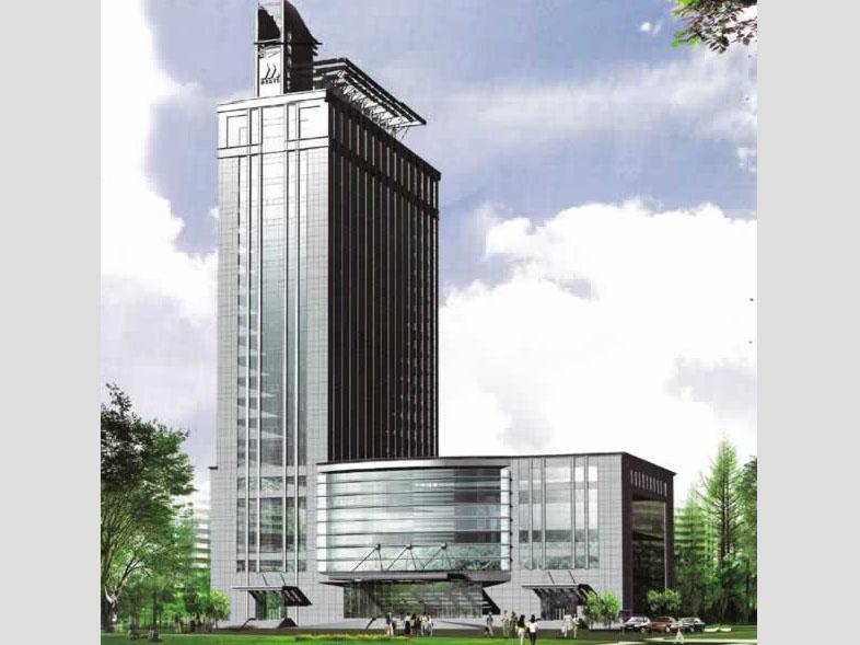 湖北黄石广电中心