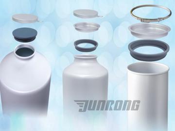 多种密封结构铝瓶