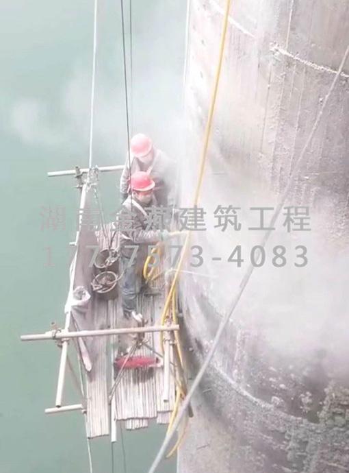 湖南湘西保靖县狮子桥水闸除险加固工程1.jp