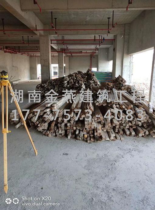 长沙浔龙河生态小镇改建加固工程