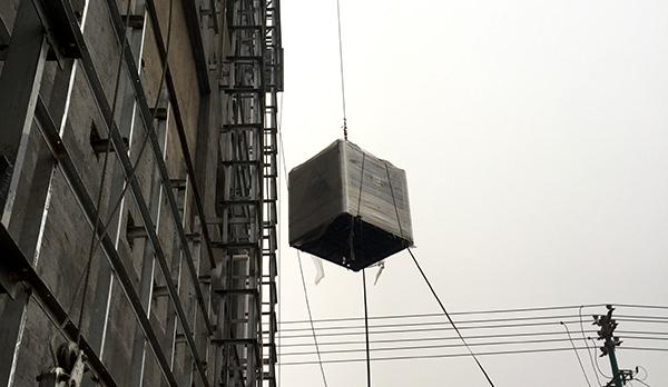 设备搬运工程需要分析的主要内容