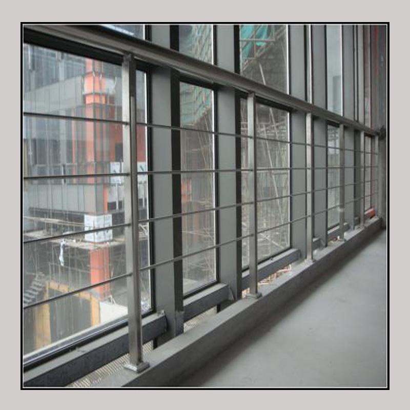 空心与实心不锈钢栏杆的区别